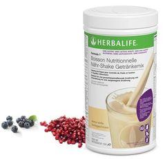 F1 Herbalife Vanille sans gluten ni lactose ni soja ! #withoutgluten  Retrouvez tous les produits Herbalife sur www.shophbl.com ou contactez votre Membre Herbalife au 0033 251 35 10 94