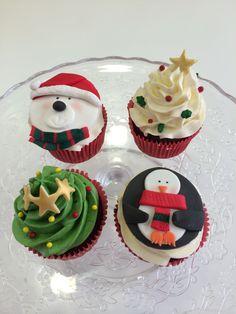 ... Descubre lo que hay dentro ...  El interior de nuestras #cupcakes, es una…