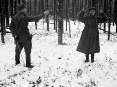 hrough his execution in Finland in 1939 during the Winter War....