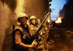 Full Metal Jacket - Adam Baldwin, Matthew Modine