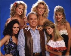 Roy and The Hee Haw Honeys