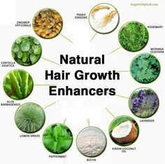 Natural Hair Growth - Good to know!!