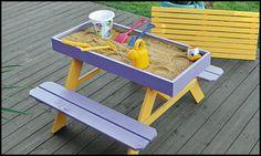 Kids Picnic Table with Sandbox Main Image (scheduled via http://www.tailwindapp.com?utm_source=pinterest&utm_medium=twpin&utm_content=post78565369&utm_campaign=scheduler_attribution)