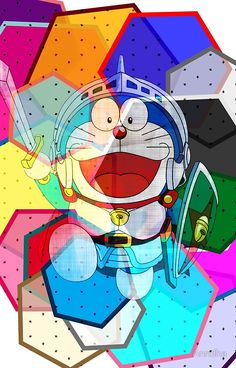 Doraemon Dot #case #iphone Doraemon, Dots, Iphone, Wallpaper, Anime, Stuff To Buy, Wallpapers, The Dot, Anime Shows