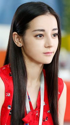 Dilraba Dilmurat /迪麗熱巴 Most Beautiful Faces, Beautiful Asian Women, Korean Beauty, Asian Beauty, Prity Girl, Iranian Women, Cute Celebrities, Chinese Actress, Famous Women