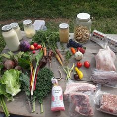 #tbt Now that's a smorgasbord! All grown on Becker Family Stock Farm in Thermopolis! . . . . . . #food #farmtotable #foodporn #instafood #yumm #delicious #codywyoming #codywy #codywyo #wyoming #idaho #montana #wyominggrown #growninwyoming #thatswy #wyomade #yellowstone #tetons #seedtoplate #farmtofork #eat #eathealthy #eathealthyfood #healthyfood #healthyeats #farm #farmtablewest