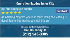 An Amazing program where so much living and lead inglés is done! Gabriel has lead es...