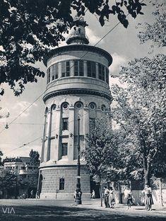 Foisorul de Foc; statie tramvai langa Spitalul de Ortopedie Bucharest, Pisa, Tower, Building, Travel, Romania, Viajes, Computer Case, Buildings