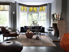 Villa Nicola Amsterdam I Photography by Frank Brandwijk I Styling Anja Koops I 'Livingroom 01'