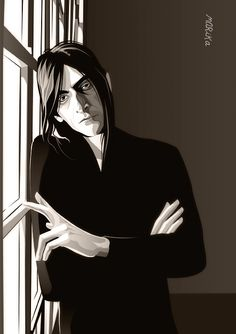unsightly and sorrowful Severus .................................................. he belong to JKR