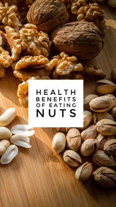 Health Benefits Of Nuts: Vitamins, Minerals, And More