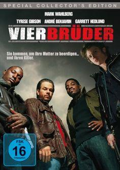 Vier Brüder * IMDb Rating: 6,8 (69.605) * 2005 USA * Darsteller: Mark Wahlberg, Tyrese Gibson, André Benjamin,
