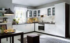 10 pomysłów na kuchnię w stylu klasycznym  - zdjęcie numer 1