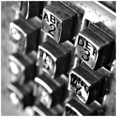 Vintage communication