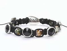 12162 Armband met halfedelstenen