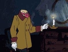 """Headless Specter 