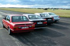 BMW M5 Family Tree
