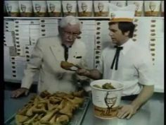 1970s Kentucky Fried Chicken Commercial - YouTube