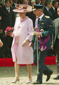 Princess Mathilde, July 21, 2003