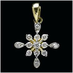 """Fay""...only $800 or P35,200!! Designer !!! 0.65ctw Diamond & gold Pendant/ 3.150g! Imported, world-class quality, not pre-owned, not pawned, not stolen. We deliver worldwide <3"
