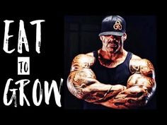 BIGGER BY THE DAY - EAT BIG TO GET BIG - YouTube Bodybuilding Nutrition, Bodybuilding Workouts, Bodybuilding Motivation, Healthy Lifestyle Motivation, Fitness Motivation, Fitness Tips, Health Fitness, Bulking Season, How To Get Bigger