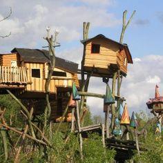 Marvelous Baumhaushotel Deutschland Kulturinsel Einsiedel unbedingt hinfahren