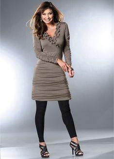 love the shirt-dress