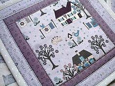 Úžitkový textil - Garden - Ice Blueberry     2 ks - 5010395_