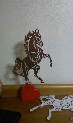 Cavallo in rame