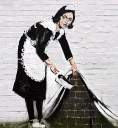 (All) The Best from Banksy (50 Pics) | Earthly Mission