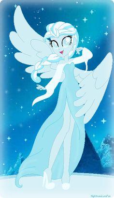 Frozen+Wings+by+NightmareLunaFan.deviantart.com+on+@deviantART