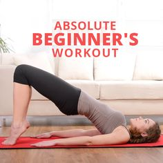 Absolute Beginner's Workout - Part 2
