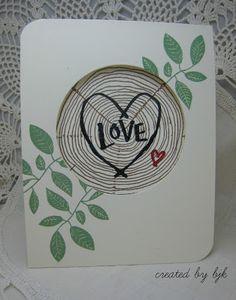 TREE RING, TREE HUGS (CONCORD&9TH) -- A Blog Named Hero: LOVE