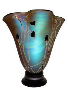 An American Art Glass Vase, Craig Zweifel | LH Exchange