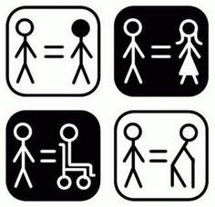 Everyone is equal