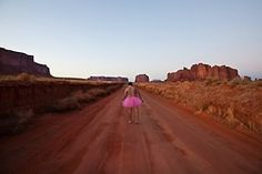 bob carey , The Tutu Project.  Bob Carey photographed himself in a pink tutu many places in support of his wife who has cancer.