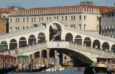 Grand Canal Bridges http://thingstodo.viator.com/venice/grand-canal-bridges/
