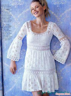 """Vestir """"White Cloud"""" - Mi estilo boho favorito (y no sólo) - País mamá"""