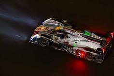 Audi R8 E-Tron Quattro, 24 Hours of Le Mans 2013