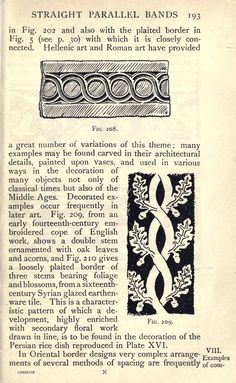 Traditional methods of pattern designing; an in...