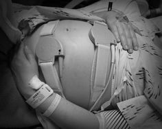 Delivery room photos by ABC Photography