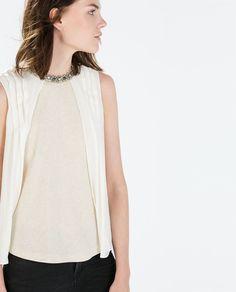 Image 2 de TOP ASSORTI de Zara