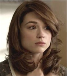 Attention attention. I will be getting my hair cut like this!!! #allison #argent