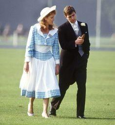 Prince Andrew Duke of York, Sarah Ferguson Duchess of York