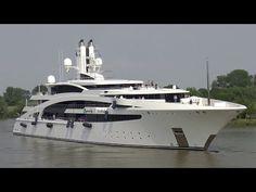 Alijan Ibragimov and his Amazing US$ 200 million Luxury Yacht I Dynasty