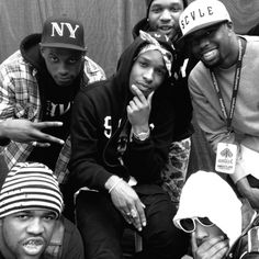 the A$AP Mob in our CULT GAIA / Sweetlife Festival