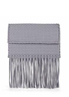 Grey Holi Clutch Holi, Grey, Bags, Accessories, Women, Mindful Gray, Purses, Taschen, Gray