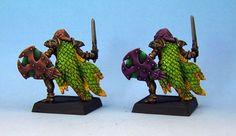 Miniature Painting, John Salmond, Table Top Gaming, Reaper Miniatures, Warlord,