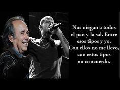 Joan Manuel Serrat Ft. Calle 13 - Algo Personal (con Letra) - http://yoamoayoutube.com/blog/joan-manuel-serrat-ft-calle-13-algo-personal-con-letra/