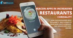 Beacon App, Restaurant Deals